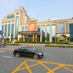 Fengtai City Hotel парковка