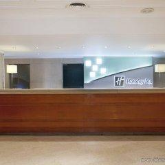 Отель Holiday Inn Lisbon Португалия, Лиссабон - 1 отзыв об отеле, цены и фото номеров - забронировать отель Holiday Inn Lisbon онлайн интерьер отеля фото 3