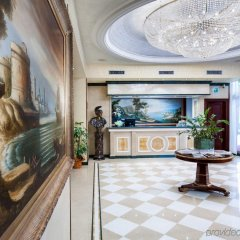 Отель Internazionale Италия, Болонья - 10 отзывов об отеле, цены и фото номеров - забронировать отель Internazionale онлайн интерьер отеля