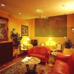 Отель Perugino Италия, Милан - отзывы, цены и фото номеров - забронировать отель Perugino онлайн интерьер отеля фото 3