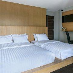 Travelier Hostel Бангкок комната для гостей фото 3