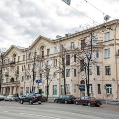 Апартаменты Apartments Minsk парковка