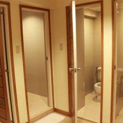 Отель Pinoy Pamilya Hotel Филиппины, Пасай - отзывы, цены и фото номеров - забронировать отель Pinoy Pamilya Hotel онлайн ванная фото 2