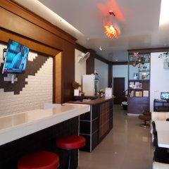 Soleluna Hotel гостиничный бар