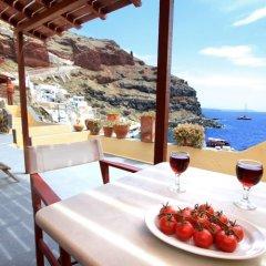 Отель Amoudi Villas Греция, Остров Санторини - отзывы, цены и фото номеров - забронировать отель Amoudi Villas онлайн питание фото 2