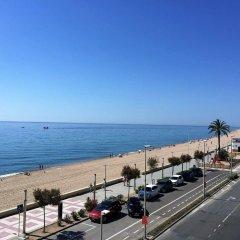 Отель Horitzó Испания, Бланес - отзывы, цены и фото номеров - забронировать отель Horitzó онлайн пляж фото 2