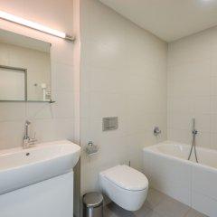 Отель D22 Luxury Apartments Old Town Чехия, Прага - отзывы, цены и фото номеров - забронировать отель D22 Luxury Apartments Old Town онлайн ванная