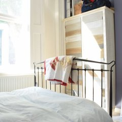 Отель Beautiful, Bright 1-bedroom Home With Garden балкон