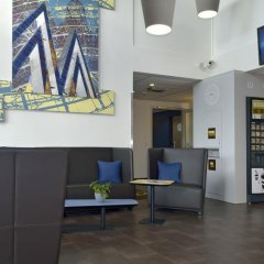 Отель B&B Hotel Leipzig-Nord Германия, Нордост - отзывы, цены и фото номеров - забронировать отель B&B Hotel Leipzig-Nord онлайн интерьер отеля фото 3