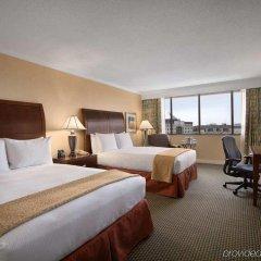 Отель Hilton Washington DC/Rockville Hotel & Executive Meeting Center США, Роквилль - отзывы, цены и фото номеров - забронировать отель Hilton Washington DC/Rockville Hotel & Executive Meeting Center онлайн комната для гостей фото 3