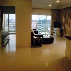 Отель View Talay 6 Condominium by Honey Таиланд, Паттайя - 1 отзыв об отеле, цены и фото номеров - забронировать отель View Talay 6 Condominium by Honey онлайн комната для гостей