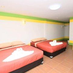 Paknampran Hotel комната для гостей