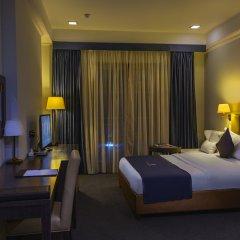 Отель Амбассадор комната для гостей фото 3