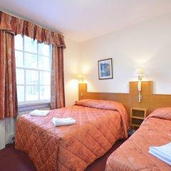 Seymour Hotel комната для гостей