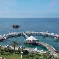 Granada Luxury Resort & Spa Турция, Аланья - 1 отзыв об отеле, цены и фото номеров - забронировать отель Granada Luxury Resort & Spa онлайн с домашними животными