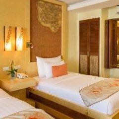 Отель Crimson Resort and Spa Mactan Филиппины, Лапу-Лапу - 1 отзыв об отеле, цены и фото номеров - забронировать отель Crimson Resort and Spa Mactan онлайн комната для гостей фото 5