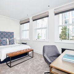 Отель Exceptional Covent Garden Suites by Sonder комната для гостей
