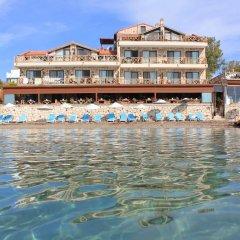 Tasada Otel Турция, Карабурун - отзывы, цены и фото номеров - забронировать отель Tasada Otel онлайн пляж фото 2