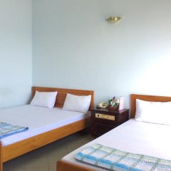 Bao Dam Hang Hai Hotel сейф в номере
