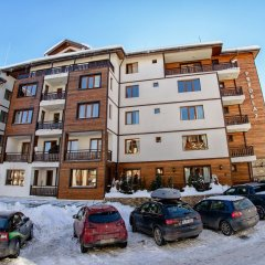 Апартаменты Predela 2 Holiday Apartments Банско парковка