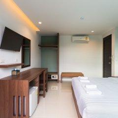 Отель Parida Resort пляж Банг-Тао удобства в номере фото 2