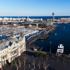 Отель Duquesa De Cardona Испания, Барселона - 9 отзывов об отеле, цены и фото номеров - забронировать отель Duquesa De Cardona онлайн пляж