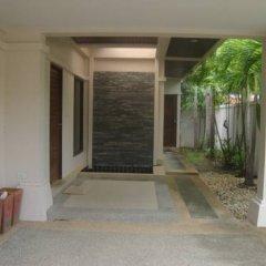 Отель Three-Bedrooms Villa Rawai парковка