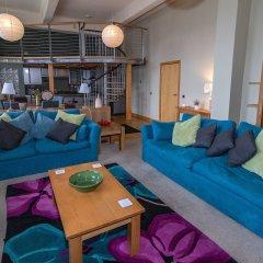 Отель Glasgow City Flats развлечения