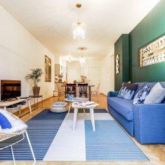 Апартаменты Sweet Inn Apartments Godecharles Брюссель комната для гостей фото 5