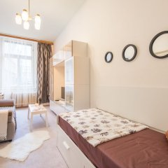 Апартаменты Jeruzalemska apartment комната для гостей фото 4