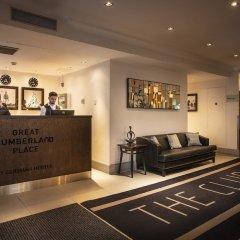 Отель Great Cumberland Place Великобритания, Лондон - отзывы, цены и фото номеров - забронировать отель Great Cumberland Place онлайн интерьер отеля фото 3