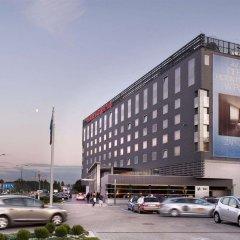 Отель Hilton Garden Inn Krakow Краков парковка