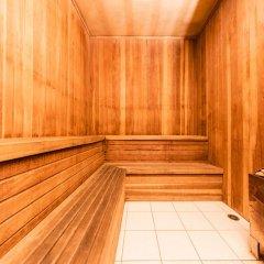 Отель Summit Baobá Hotel Бразилия, Таубате - отзывы, цены и фото номеров - забронировать отель Summit Baobá Hotel онлайн сауна