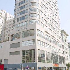 Отель The Salisbury - YMCA of Hong Kong городской автобус