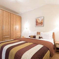 Отель Garni Hotel Villa Family Сербия, Белград - отзывы, цены и фото номеров - забронировать отель Garni Hotel Villa Family онлайн комната для гостей фото 5