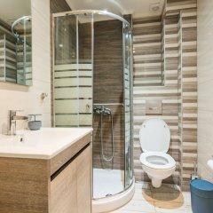 Отель Enastron Пефкохори ванная