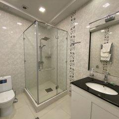 Отель Adams Ереван ванная