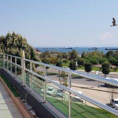 Emexotel Турция, Стамбул - 1 отзыв об отеле, цены и фото номеров - забронировать отель Emexotel онлайн пляж