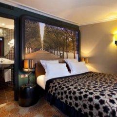Отель Les Fontaines du Luxembourg комната для гостей фото 5