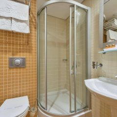 Zagreb Hotel Турция, Стамбул - 14 отзывов об отеле, цены и фото номеров - забронировать отель Zagreb Hotel онлайн ванная фото 2
