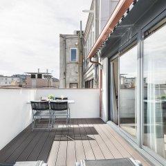 Отель Aspasios Las Ramblas Apartments Испания, Барселона - отзывы, цены и фото номеров - забронировать отель Aspasios Las Ramblas Apartments онлайн балкон