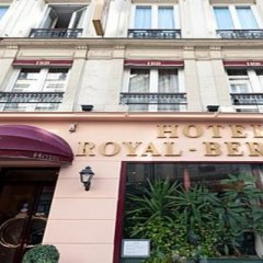 Отель Royal Bergere Франция, Париж - 13 отзывов об отеле, цены и фото номеров - забронировать отель Royal Bergere онлайн вид на фасад фото 4