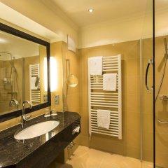Отель HUBERTUSHOF Аниф ванная фото 2