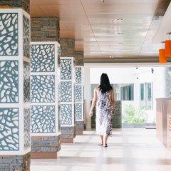 Отель Chanalai Hillside Resort, Karon Beach интерьер отеля