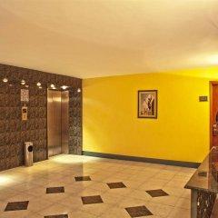 Hotel Cervantes Гвадалахара сауна