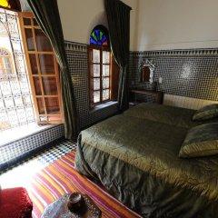 Отель Riad au 20 Jasmins Марокко, Фес - отзывы, цены и фото номеров - забронировать отель Riad au 20 Jasmins онлайн балкон