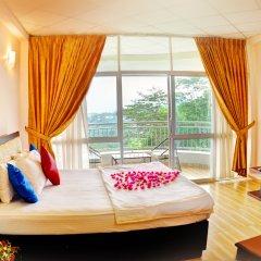 Отель Kandyan View Holiday Bungalow комната для гостей
