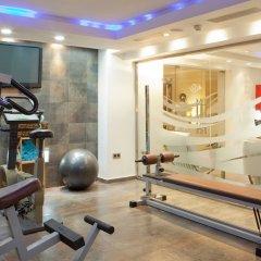 Отель Los Monteros Spa & Golf Resort фитнесс-зал фото 3