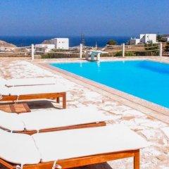 Отель Villa Dianthe бассейн фото 3