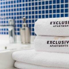 Отель EXCLUSIVE Aparthotel ванная фото 2